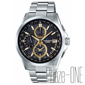 カシオ オシアナス Classic Line ソーラー 電波 時計 メンズ 腕時計 OCW-T2600-1A3JF
