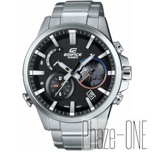 カシオ エディフィス モバイルリンク ソーラー 時計 メンズ 腕時計EQB-600D-1AJF