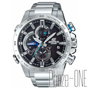 カシオ エディフィス モバイルリンク ソーラー 時計 メンズ 腕時計 EQB-800D-1AJF