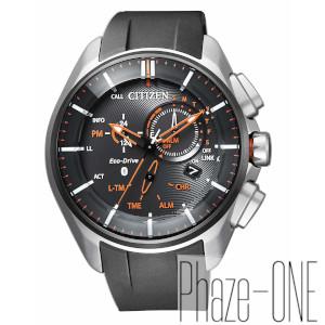 新品 即日発送可 シチズン エコ・ドライブ Bluetooth機能搭載 ソーラー 時計 メンズ 腕時計 BZ1041-06E