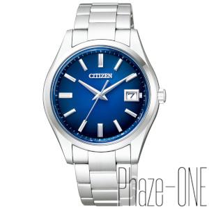 シチズン ザ・シチズン ソーラー 時計 メンズ 腕時計 AQ4000-51L
