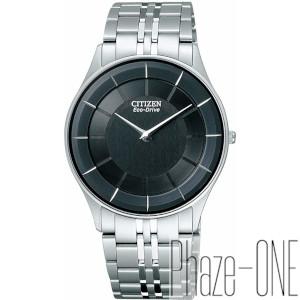 シチズン ステレット エコドライブ ソーラー 時計 メンズ 腕時計 AR3010-65E