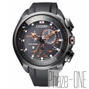 新品 即日発送可 シチズン エコ・ドライブ Bluetooth搭載 ソーラー 時計 メンズ 腕時計 BZ1025-02F