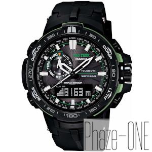 新品 即日発送可 カシオ プロトレック ソーラー 電波 時計 メンズ 腕時計 PRW-6000Y-1AJFV