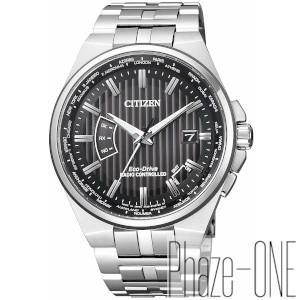 シチズン シチズンコレクション ダイレクトフライト ソーラー 電波 時計 メンズ 腕時計 CB0161-82E
