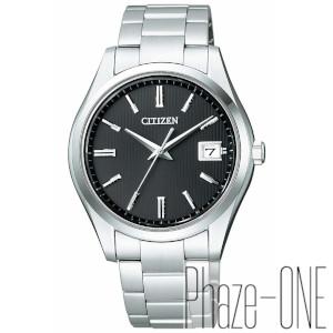 シチズン ザ・シチズン ソーラー 時計 メンズ 腕時計 AQ4000-51E