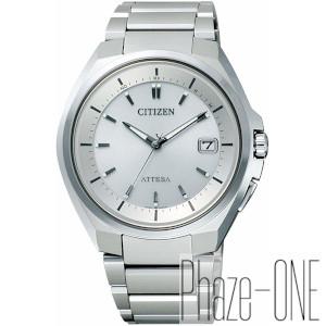 新品 即日発送可 シチズン アテッサ ソーラー 電波 時計 メンズ 腕時計 ATD53-3053