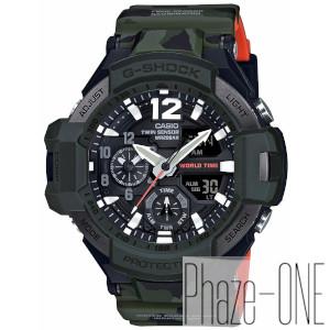 新品 即日発送可 カシオ Gショック グラヴィティマスター デジアナ クォーツ 時計 メンズ 腕時計 GA-1100SC-3AJF