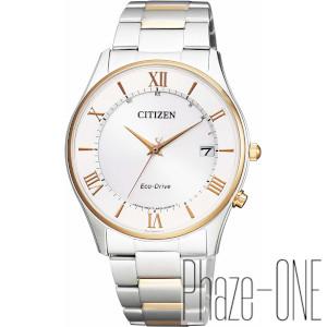 シチズン シチズンコレクション ソーラー 電波 時計 メンズ 腕時計 AS1062-59A