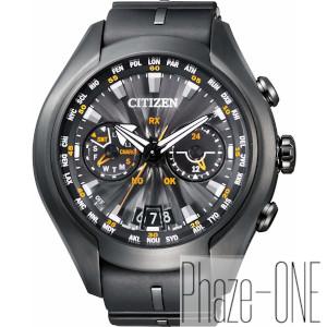 シチズン プロマスター サテライトウエーブ エア ソーラー 電波 時計 メンズ 腕時計 CC1075-05E