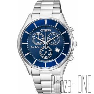 シチズン シチズンコレクション ソーラー クロノグラフ 時計 メンズ 腕時計 AT2360-59L