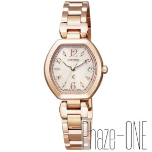 シチズン クロスシー ソーラー 電波 時計 レディース 腕時計 ES8052-55A