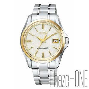 シチズン ザ・シチズン ソーラー 時計 メンズ 腕時計 AQ4024-53Y