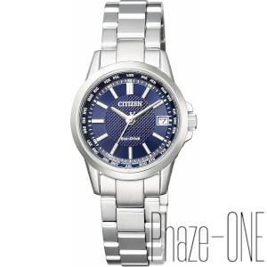シチズン シチズンコレクション ダイレクトフライト ソーラー 電波 時計 レディース 腕時計 EC1130-55L