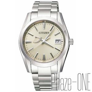 シチズン ザ・シチズン ソーラー 時計 メンズ 腕時計 AQ1000-58A