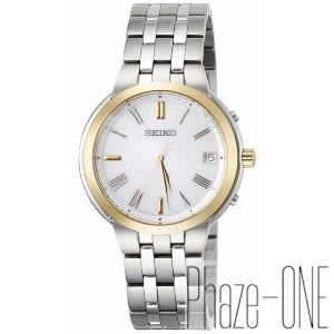セイコー セイコーセレクション ソーラー 電波 時計 メンズ 腕時計 SBTM266