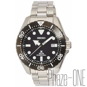 セイコー プロスペックス ダイバースキューバ ソーラー 時計 メンズ 腕時計 SBDJ013