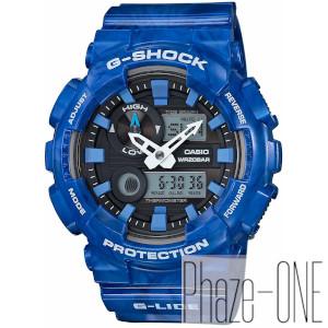 新品 即日発送可 カシオ Gショック G-LIDE デジアナ クォーツ 時計 メンズ 腕時計 GAX-100MA-2AJF
