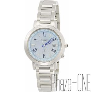 セイコー ルキア ソーラー 電波 時計 レディース 腕時計 SSQV027