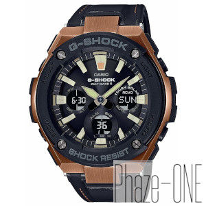 新品 即日発送可 カシオ Gショック Gスティール ソーラー 電波 時計 メンズ 腕時計 GST-W120L-1AJF