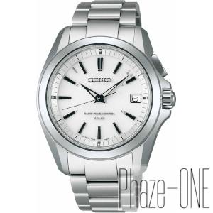 新品 即日発送可 セイコーブライツ ソーラー 電波 時計 メンズ 腕時計 SAGZ069