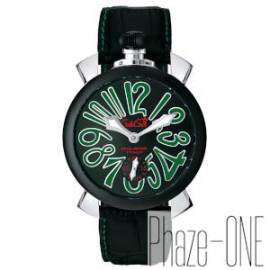 新品 即日発送可 ガガミラノ マヌアーレ48MM 手巻 時計 メンズ 腕時計 5013.02S