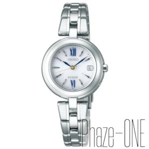 セイコー エクセリーヌ ソーラー 電波 時計 レディース 腕時計 SWCW131