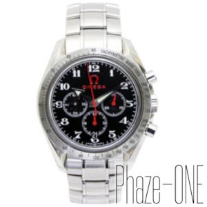 新品 オメガ スピードマスター ブロードアロー 自動巻き 時計 メンズ 腕時計 3558.50