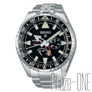 セイコー プロスペックス ランドマスター GMTモデル 自動巻き 手巻き 時計 メンズ 腕時計 SBEJ001