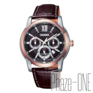 シチズン シチズンコレクション マルチハンズ 自動巻き 手巻付き 時計 メンズ 腕時計 NB2004-18W