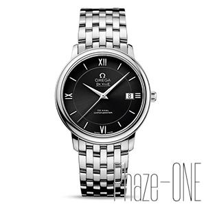 新品 即日発送可 オメガ デビル プレステージ 自動巻き メンズ 腕時計 424.10.37.20.01.001