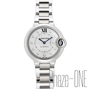 新品 即日発送可 カルティエ バロン ブルー ドゥ カルティエ クォーツ レディース 腕時計 WE902074
