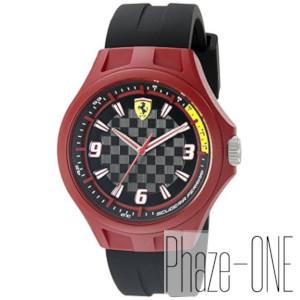 新品 即日発送可 フェラーリ Pit Crew クォーツ メンズ 腕時計 830284