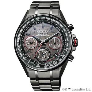 シチズン アテッサ スター・ウォーズ 限定モデル 「スター・ウォーズモデル」 GPS ソーラー 電波 メンズ 腕時計 CC4006-61E
