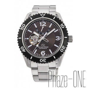 オリエント オリエントスター セミスケルトン 自動巻き 手巻き メンズ 腕時計 RK-AT0102Y