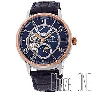 オリエント オリエントスター クラシック・メカニカルムーンフェイズ 自動巻き メンズ 腕時計 RK-AM0009L
