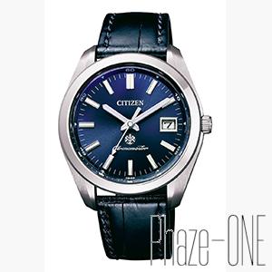 シチズン ザ・シチズン 限定モデル ソーラー メンズ 腕時計 AQ4050-02L