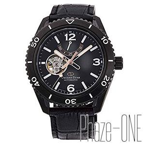 オリエント オリエントスター セミスケルトン 限定モデル 自動巻き 手巻き メンズ 腕時計 RK-AT0105B