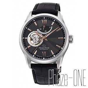 オリエント オリエントスター コンテンポラリー セミスケルトン 自動巻き メンズ 腕時計 RK-AT0007N