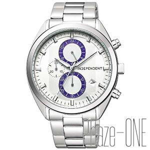 新品 即日発送可 シチズン インディペンデント Timeless Line Chronograph クォーツ メンズ 腕時計 BR2-311-11