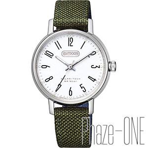 新品 即日発送可 シチズン OUTDOOR PRODUCTS ソーラーテック ユニセックス 腕時計 KP2-418-12