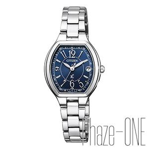 シチズン クロスシー basic collection Happy Flight ソーラー 電波 レディース 腕時計 ES9360-58L