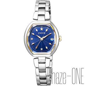 シチズン ウィッカ ソーラー 電波 時計 レディース 腕時計 KL0-715-91