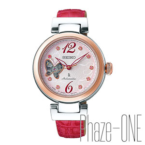 新品 即日発送可 セイコー ルキア 2019 SAKURA Blooming 限定モデル 自動巻き 手巻き 時計 レディース 腕時計 SSVM052