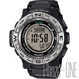 新品 即日発送可 カシオ プロトレック ソーラー 電波 時計 メンズ 腕時計 PRW-3500-1JF