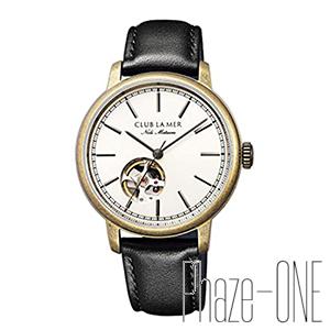 シチズン クラブ・ラ・メール Trad Open Heart 35th Anniversary Limited Model 自動巻き 手巻き付き メンズ 腕時計 BJ7-077-30