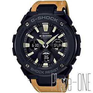 新品 即日発送 カシオ Gショック Gスティール ソーラー 電波 時計 メンズ 腕時計 GST-W120L-1BJF