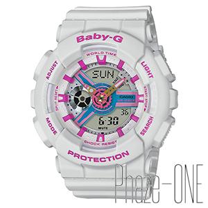 新品 即日発送可 カシオ BABY-G クォーツ デジアナ レディース 腕時計 BA-110NR-8AJF