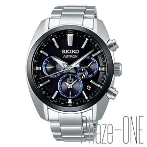 セイコー ASTRON デュアルタイム GPS ソーラー 電波 メンズ 腕時計 SBXC053