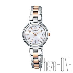 シチズン ウィッカ ソーラー 電波 レディース 腕時計 KS1-538-11